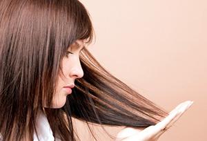 Маска против секущихся кончиков волос