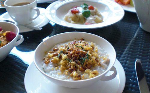 Рисовая каша по индонезийскому рецепту