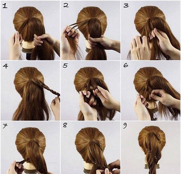 Стрижки 2017-2018 для девушек на длинный волос