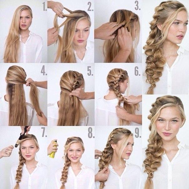 Самые модные прически на длинные волосы 2017- 2018: фото, идеи, модные тенденции Личный блог