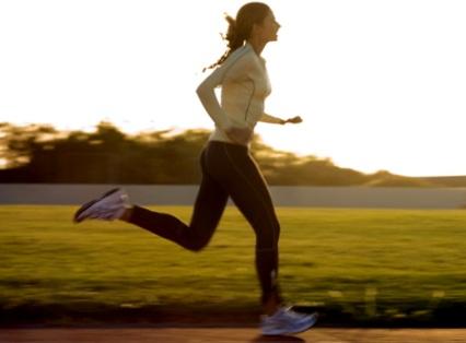 Занятие спортом для похудения